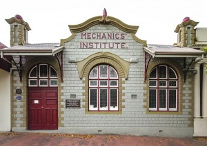 mechanics institute