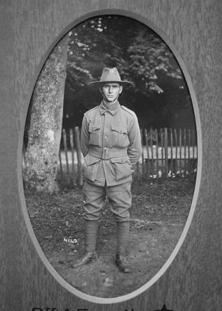 Pte A. Fewell 1169